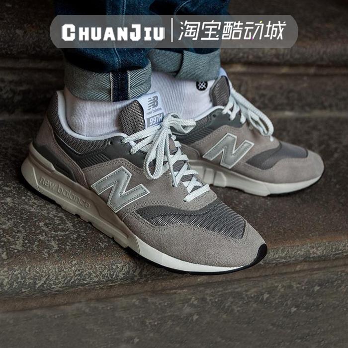 New Balance/NB997元祖灰运动休闲复古鞋CM997HCA/HCJ/HCC 3M反光图片