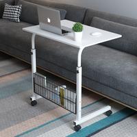 查看简易电脑桌床上移动升降台式书桌笔记本折叠懒人简约小桌子床边桌价格
