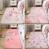 少女床边卧室地毯简约ins网红同款质量怎么样