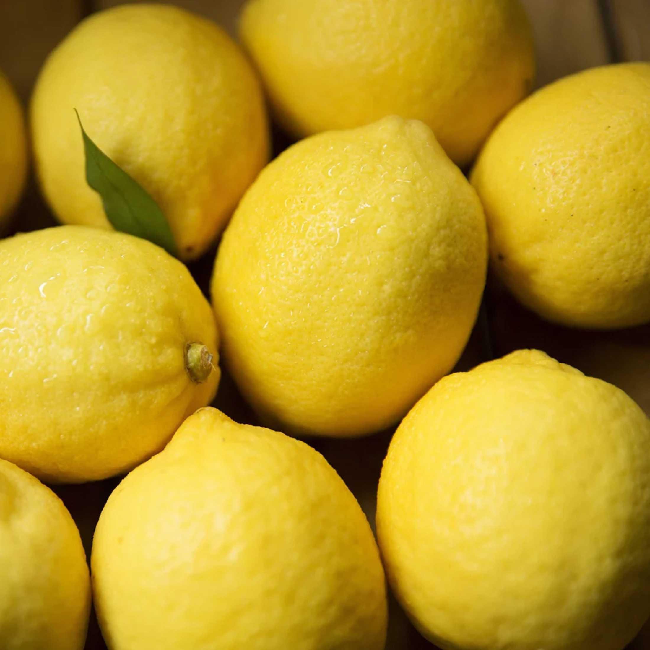 四川安岳黄柠檬中果现摘新鲜水果皮薄多汁2斤一级小果