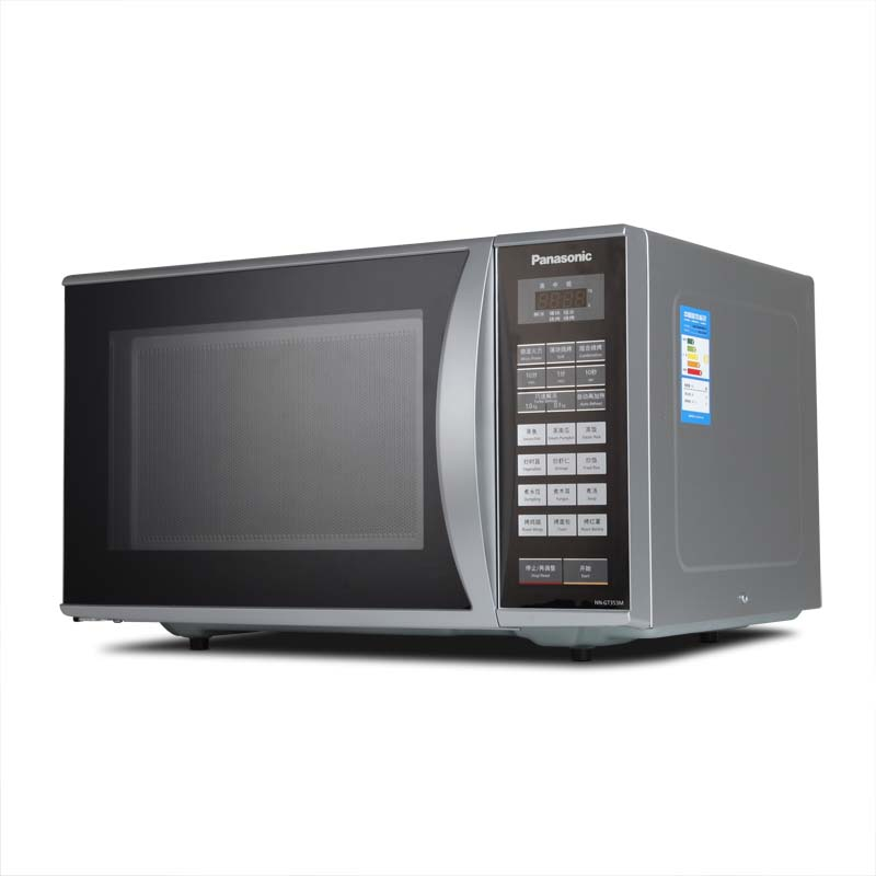 Panasonic / Panasonic nn-gt353m microwave oven intelligent turntable oven integrated household 23L intelligent