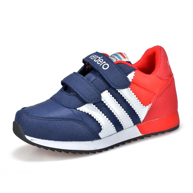 兒童鞋 透氣男童 鞋女童跑步鞋小孩 鞋防滑帆布鞋子