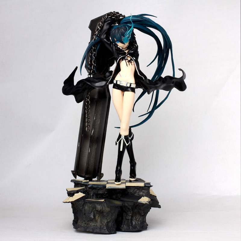 BlackRock shooter black rock shooter cannon standing posture