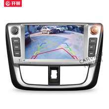 Applicable for Toyota Xuanxuan X Vios FS Zhixiang navigation reversing image integrated machine central control large screen 17-20 original factory