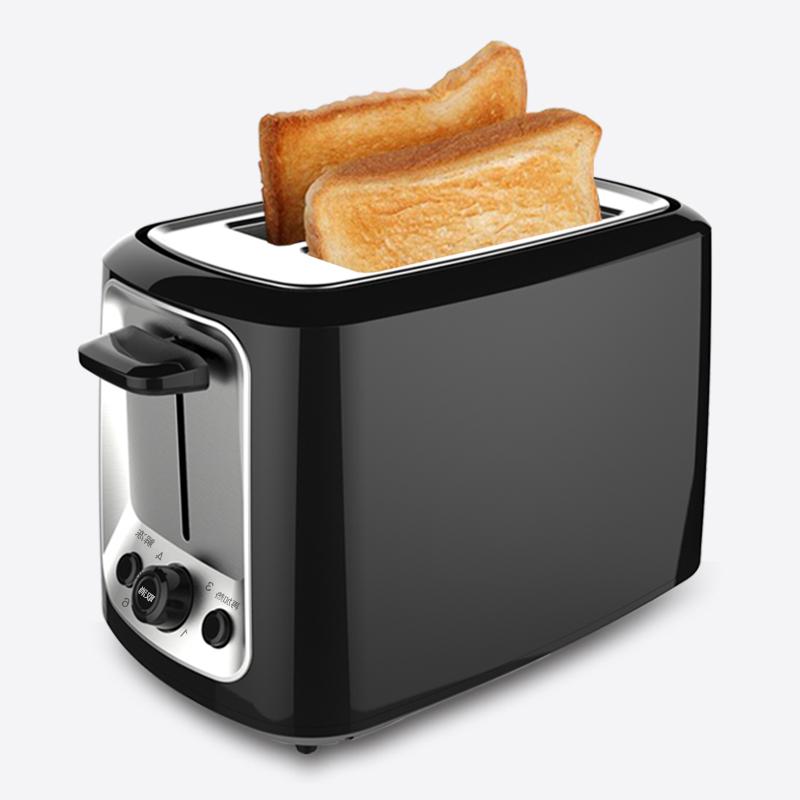 Finetek HX-5008多士炉 家用烤面包机 全自动2片土司机