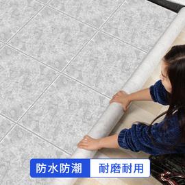 地板革加厚耐磨防水地革家用水泥地直接铺地胶垫pvc自粘砖地贴纸图片