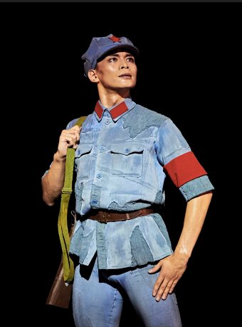 2021舞剧闪闪的红星广州站