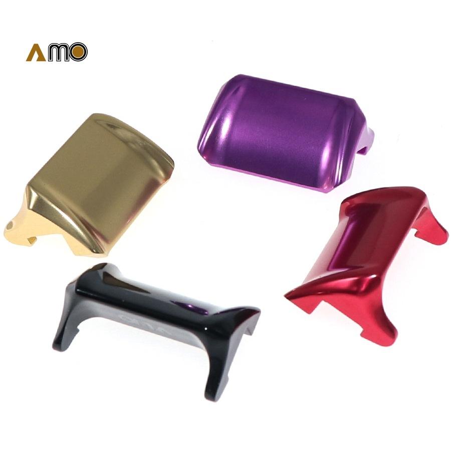 AMO墨墨精品阿布水滴轮铝合金P3按板B3出线钮Revo4 X压板IKE