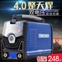 Century Rui Ling 315 400 250 dual voltage 220v 380v Dual-use automatic household industrial welding machine