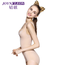 Jing Qi maternal postpartum plastic clothes autumn and winter sling slimming clothes connected corset body after-off abdominal underwear