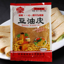 芳瑰豆油皮 河南特产其它调味料/火锅豆腐皮黄豆做千张配菜