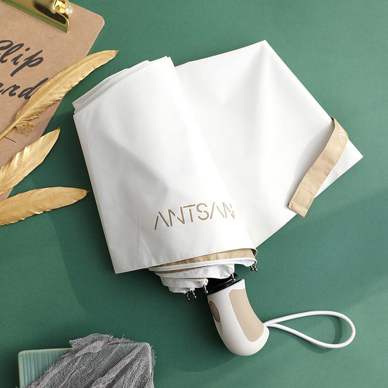 全自动太阳伞晴雨伞两用女折叠韩国学生小清新遮阳防晒防紫外线伞
