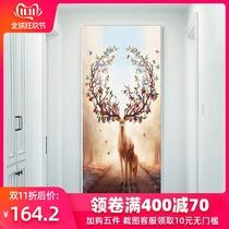 沙发背景墙装饰画现代简约客厅床头大气挂画大海风景画壁画卧室画