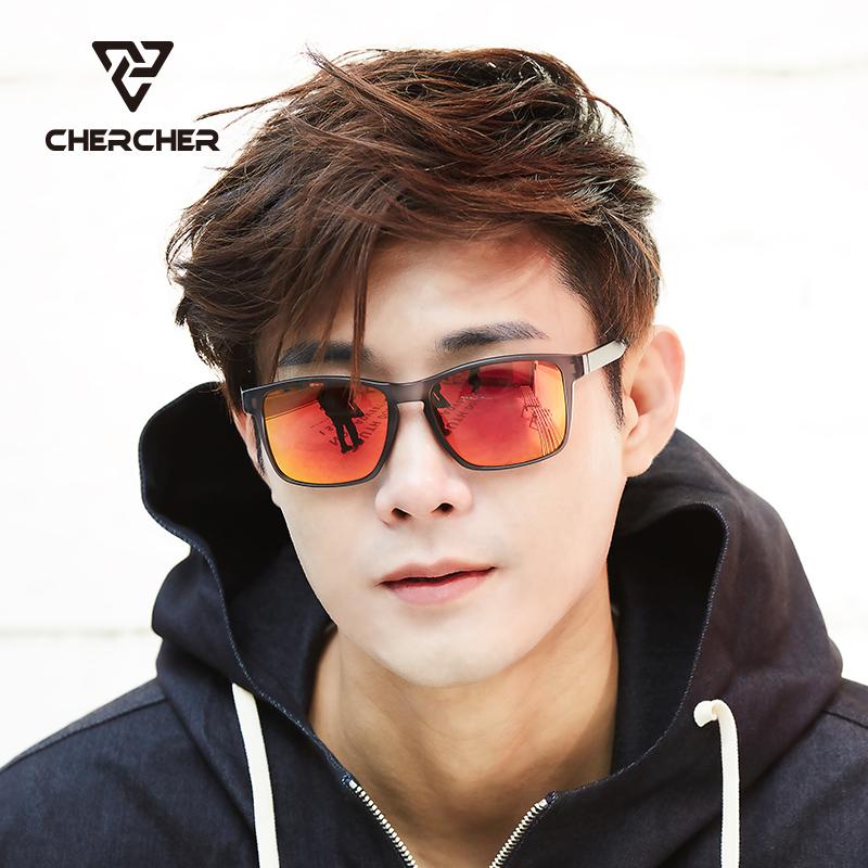 Chercher 2021 new life leisure Sunglasses mens and womens sports glasses outdoor versatile Sunglasses