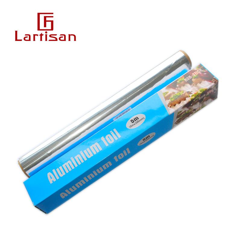 Lartisan барбекю инструмент олово кассета олово бумага барбекю жаркое коробка олово мишура бумага барбекю монтаж