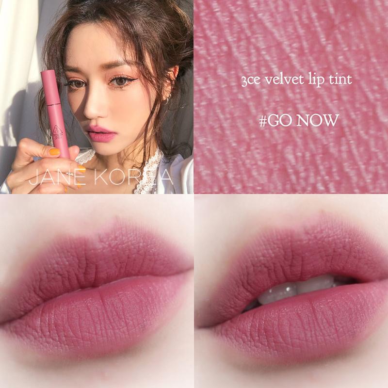 【现货】韩国正品3ce新品丝绒樱花粉83.00元包邮