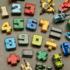 儿童数字变形机器人玩具积木拼装智力益智男孩生日礼物3-6岁8动脑