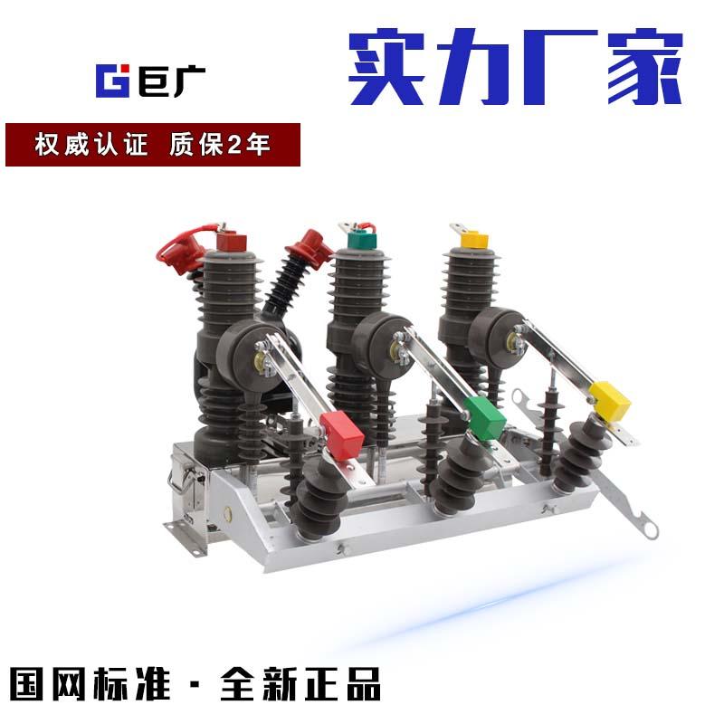 Zw32-12fg / 630-20 intelligent boundary vacuum circuit breaker watchdog electric stainless steel belt isolation