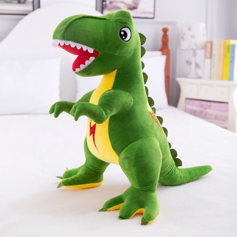 恐龙毛绒玩具仿真霸王龙公仔大号