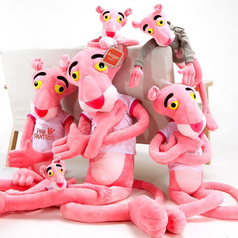 达浪粉红豹超大号粉红娃娃系列公仔
