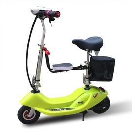 轻便成人迷你电动滑板车代步可折叠自行车电瓶车电动代步车通勤车