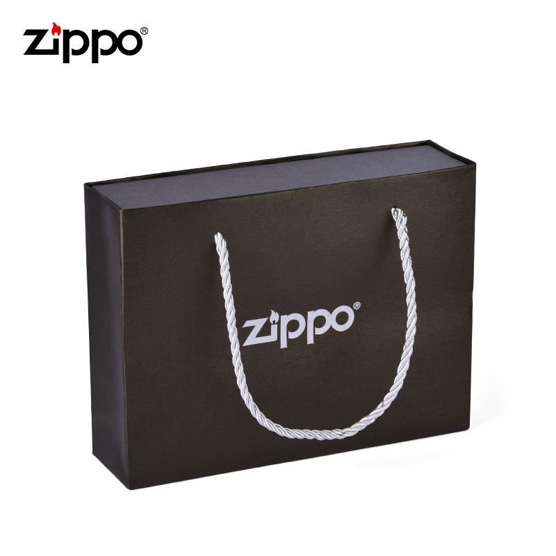 zippo打火机礼盒套装【单礼盒 不含打火机】配件 芝宝高档包装盒