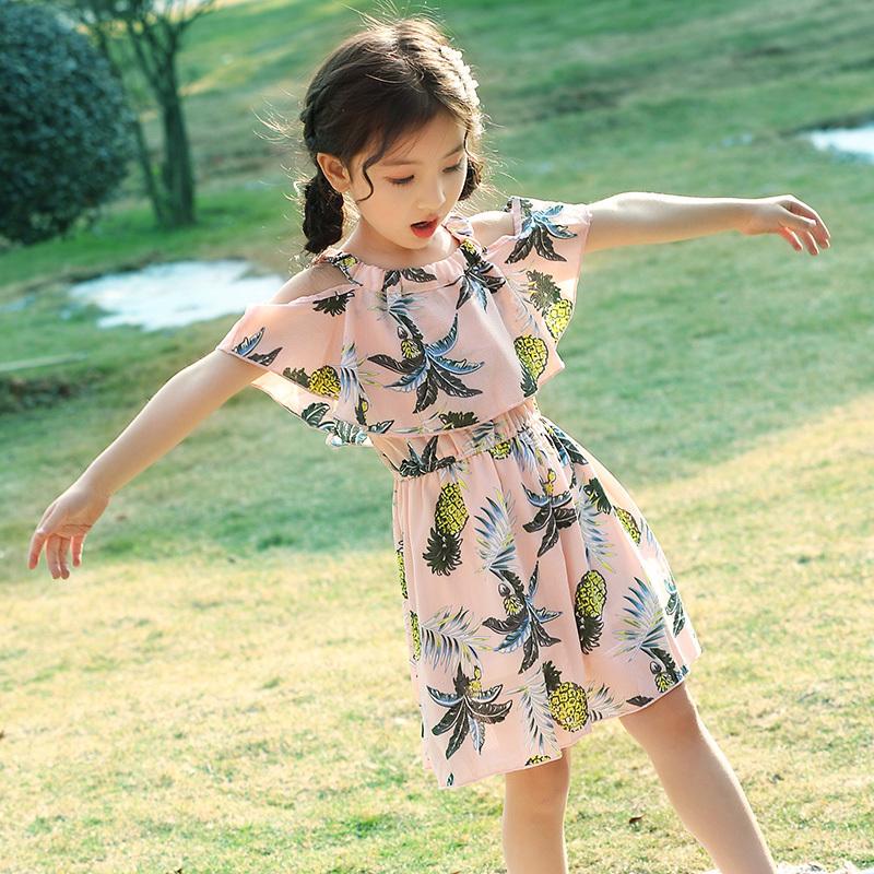 童装女童夏装2019新款韩版公主裙(用148.1元券)