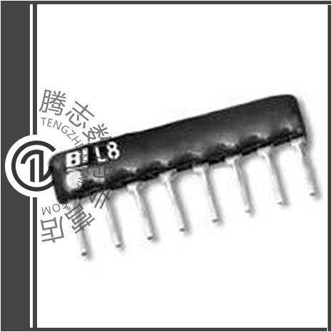 L091S105LF《Resistor Networks & Arrays 1M ohm 9Pin》