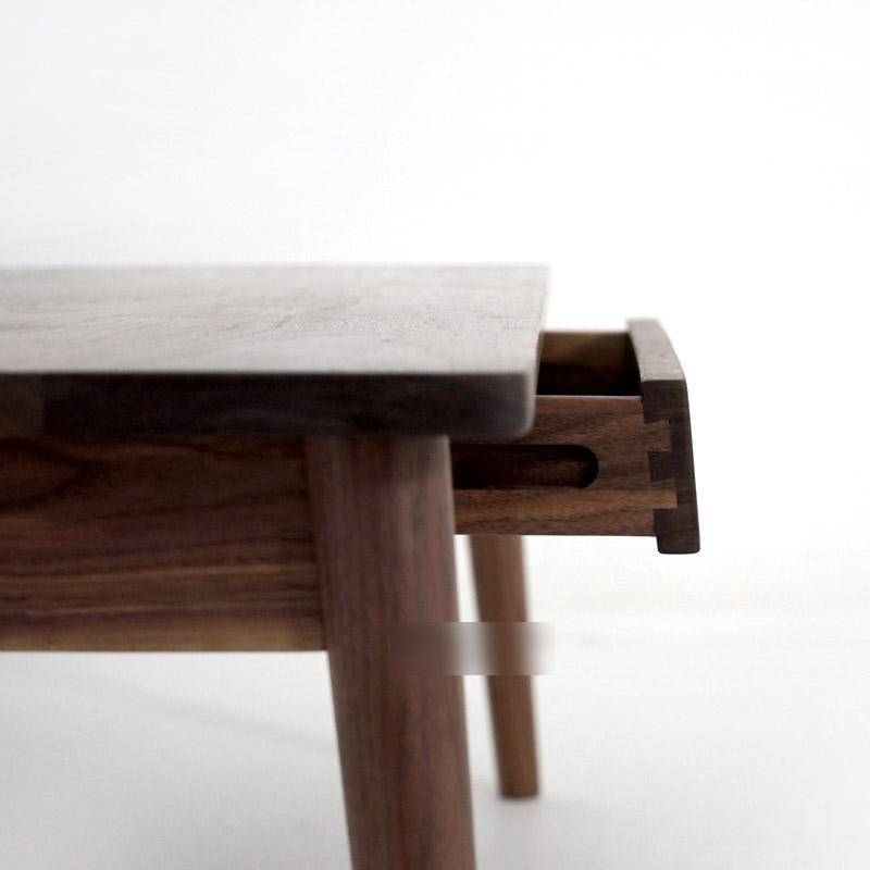 AILVJU 创意全实木饮徒型家具茶几 BO116