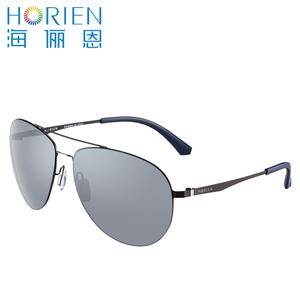 海俪恩2016新款太阳镜 超轻近视 男款墨镜 蛤蟆镜N6355