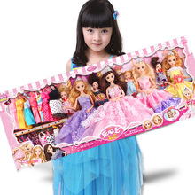Little Toys 3-6 Years Old 12 Girls 7-9 Puzzle 4 Birthday Gifts 8 Girls Dino Barbie Doll