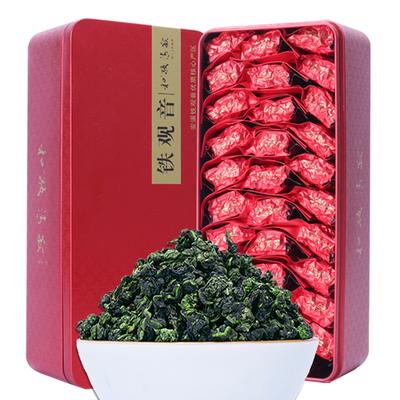 Anxi Tieguanyin Tea Nanyan Village New Tea Luzhou-flavored Spring Tea Orchid Oolong Tea Official Flagship Store 250g