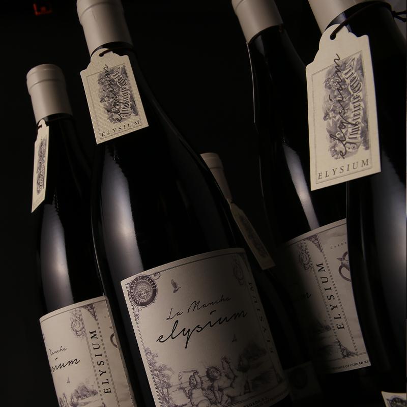 wineboss西班牙原装进口15度干红