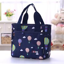 2021新款手提包女中年妈妈包单肩女包妈咪袋加厚防水饭盒袋便当包