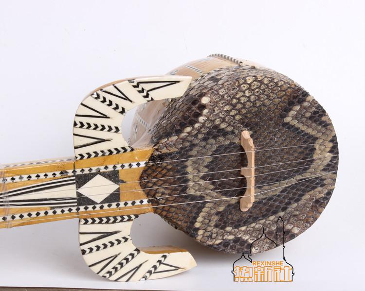 Синьцзян музыкальные инструменты размер Я ваш гонка ручной работы это земля народ музыкальные инструменты змеиная кожа горячей плитка генерал