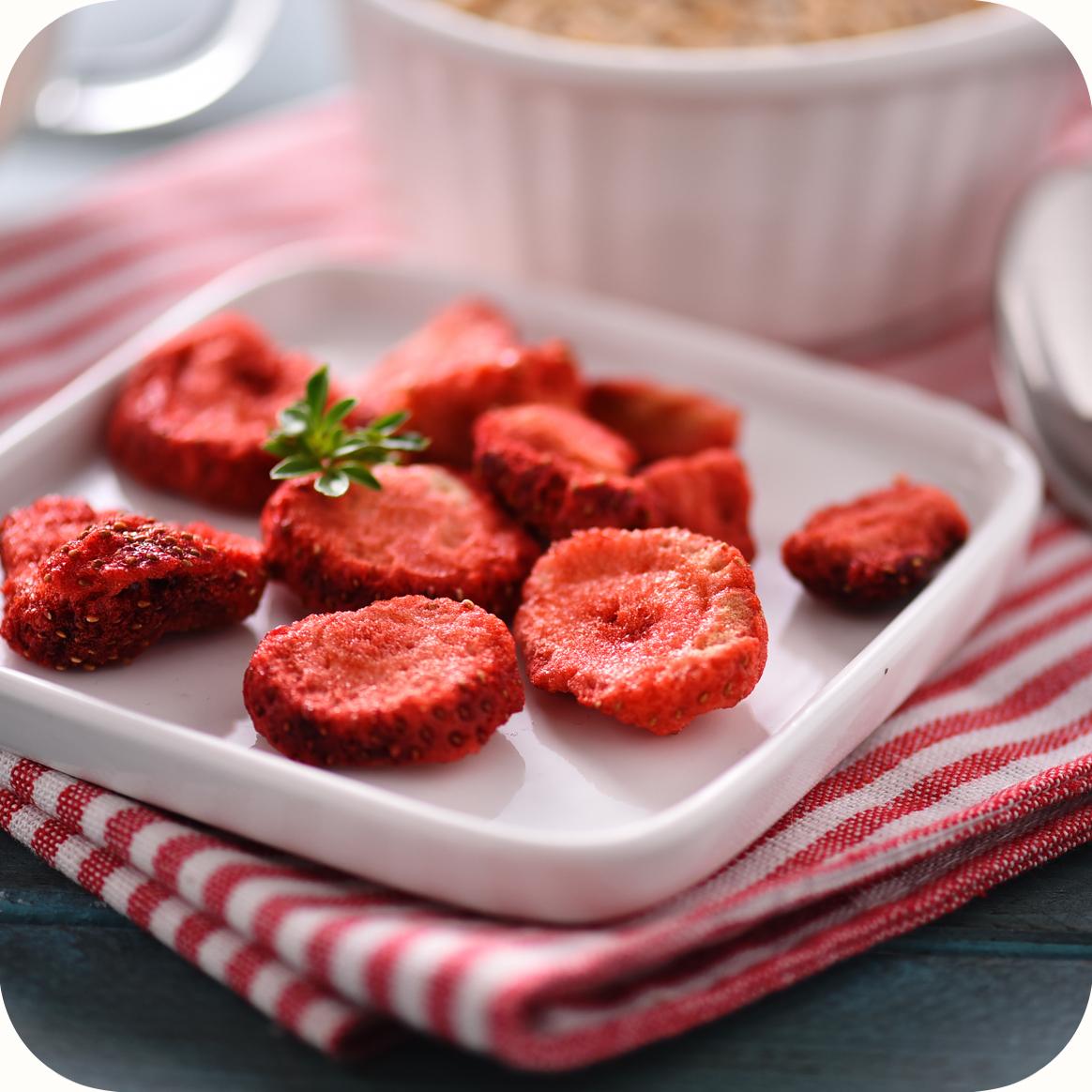 乐滋草莓脆片 冻干草莓干 零食 20g   153