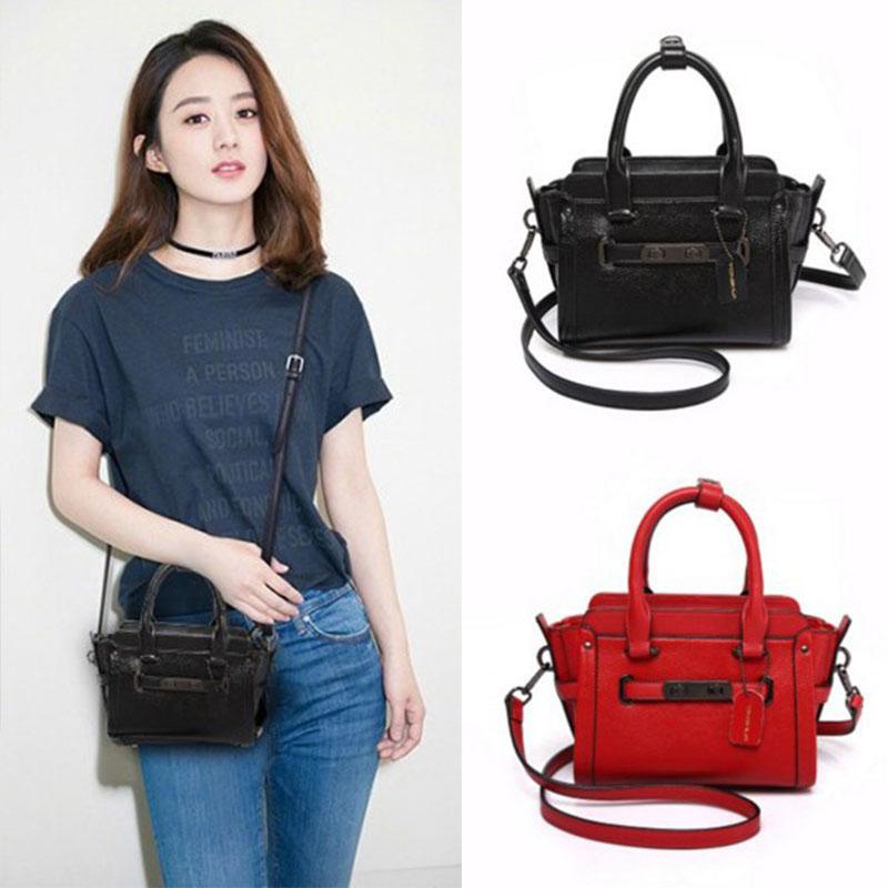 2020 new locomotive bag womens spring and summer Mini Handbag Korean fashion chain single shoulder cross wing bag