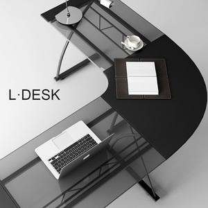 电脑桌简约现代...