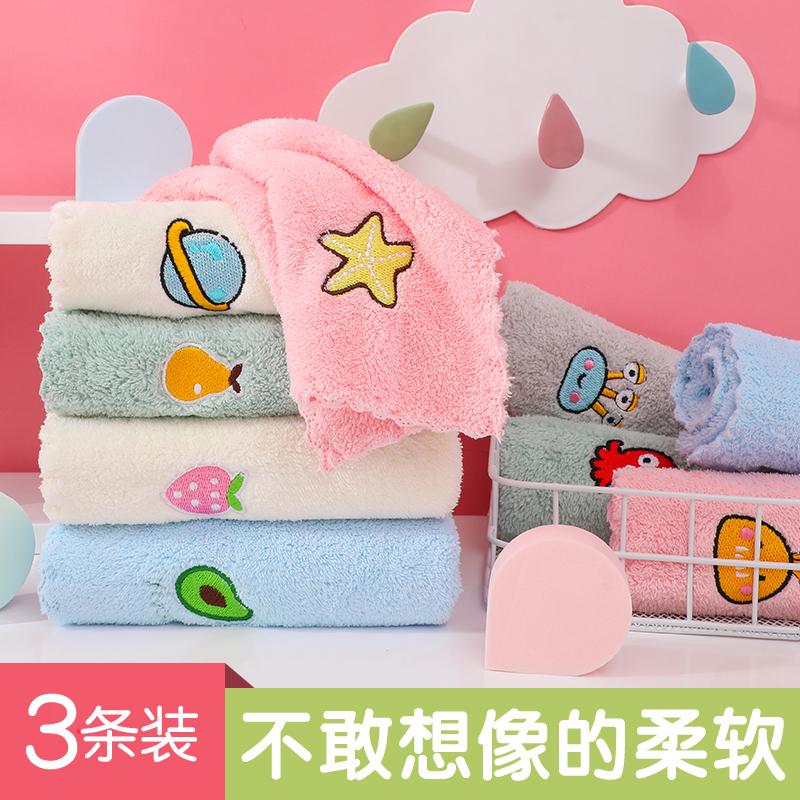 儿童婴儿宝宝面家用比吸水小方巾好用吗