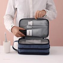 防水洗漱包男干湿分离多功能便携大容量收纳化妆包女旅行洗护用品