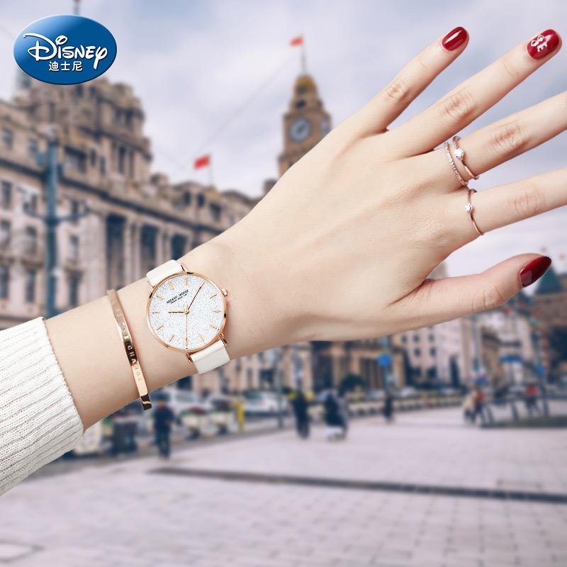 迪士尼满天星女韩版简约气质手表质量怎么样