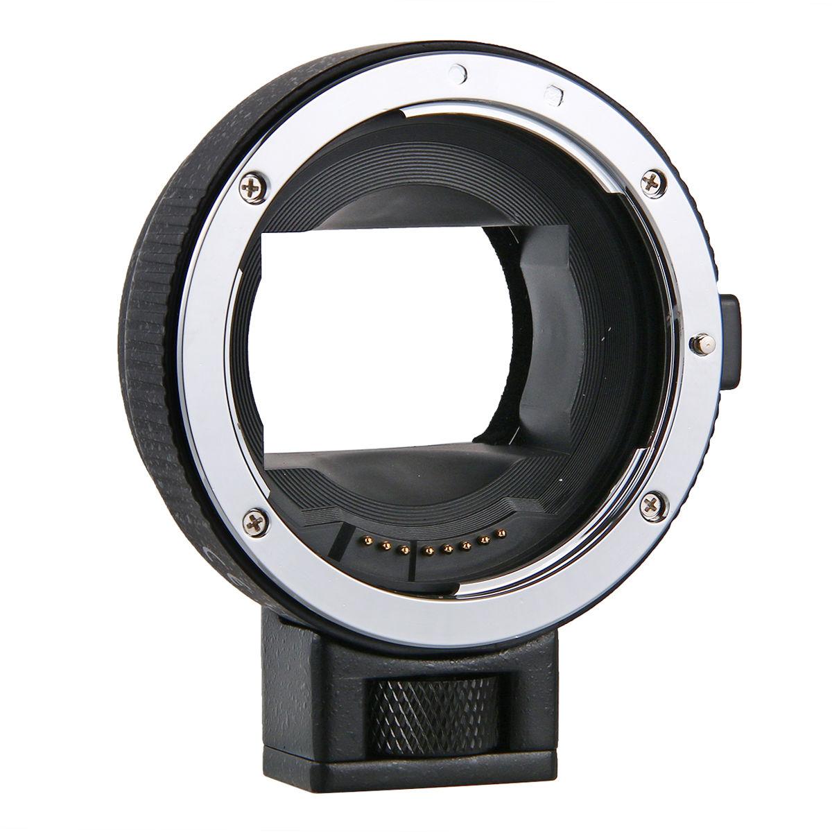 EFNEX II自动对焦转接环 佳能EOS镜头转索尼微单相机A7R电子光圈