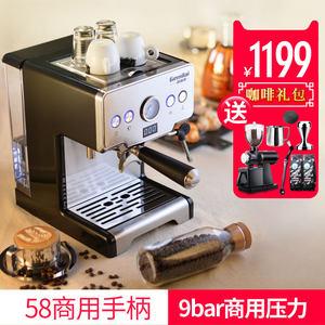 格米莱家用高压煮意式手动咖啡机