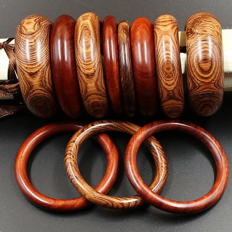 黄花梨血檀木质手镯民族风手镯手环手链首饰礼品名族风特价包邮