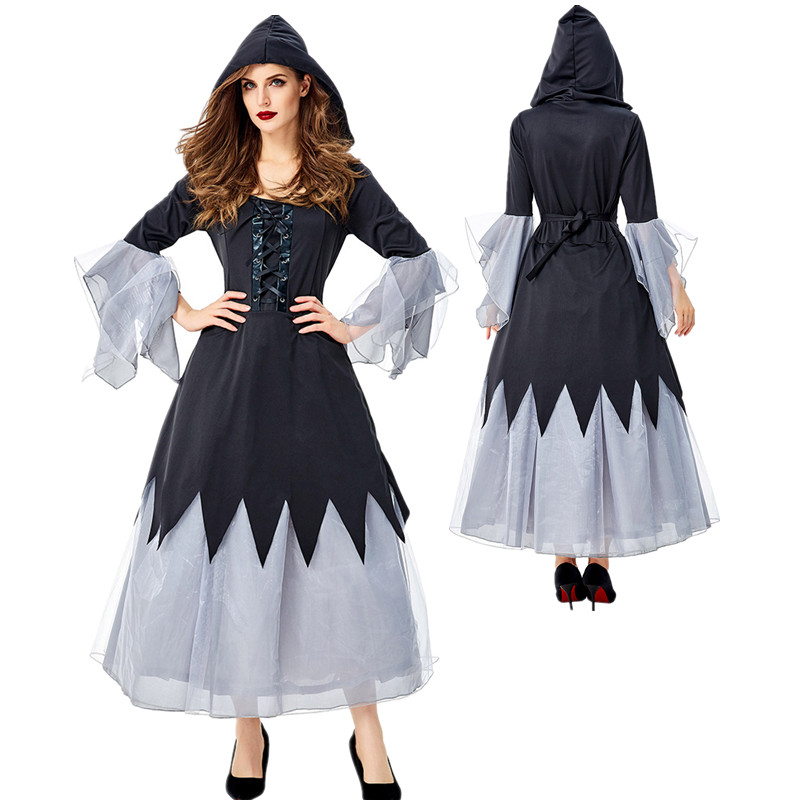 New cosplay costume for witches and witches in 2019