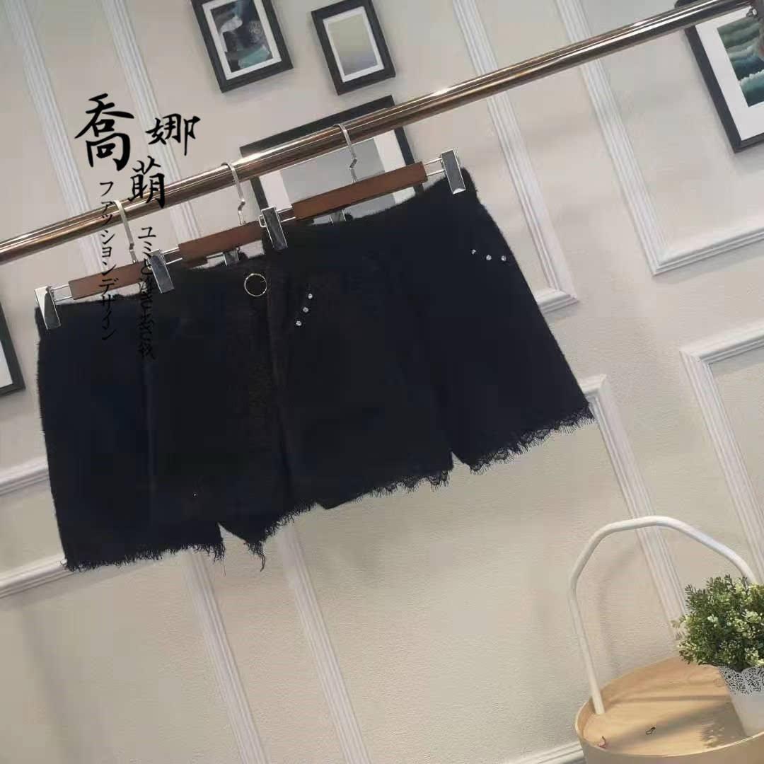 黄金貂短裤女H1022369(用950元券)