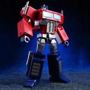 KBB变形玩具金刚G1擎天OP柱汽车机器人拼装钢索枪威震