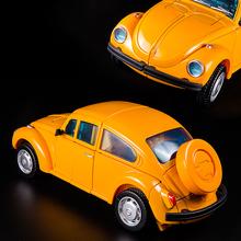 甲壳虫MP21变形玩具金刚5 酷变宝放大版大众大黄蜂男孩模型现货