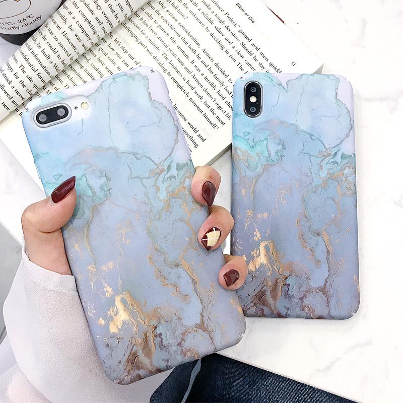 简约大理石纹vivoy3全包潮s1手机壳(非品牌)