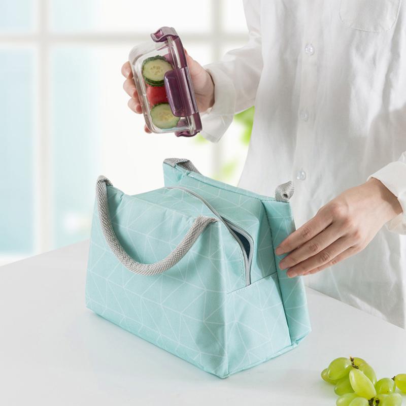 Коробка для завтрака легко пакет сохранение тепла коробка для завтрака мешок сумочку водонепроницаемый теплоизоляции мешок большой размер фольга утолщённый лампа группа рис пакет
